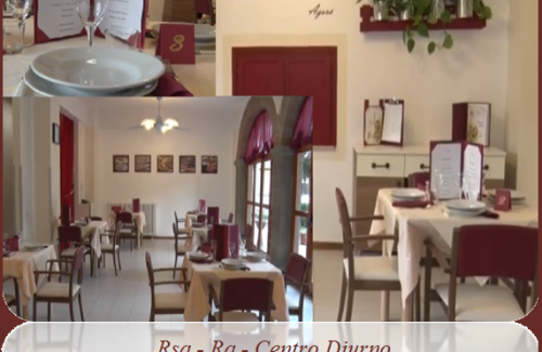 Stia (AR): pranzo della Castagnata con gli ospiti della Rsa