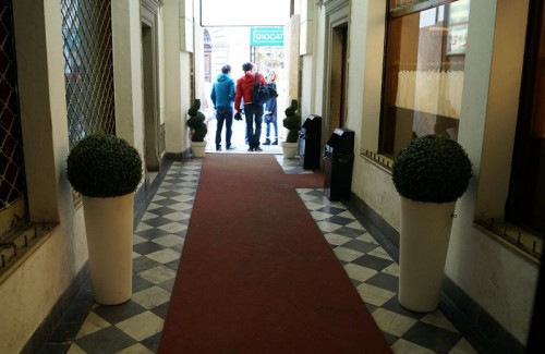 Rsa di Palazzo Guillichini, la notizia corre sul web