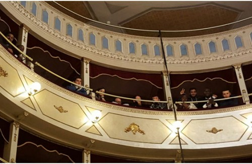 Corinaldo: i ragazzi della Comunità minori ospiti a teatro